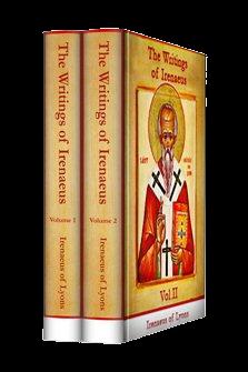 The Writings of Irenæus, vols. 1 & 2