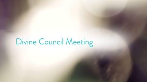 Divine Council Meeting