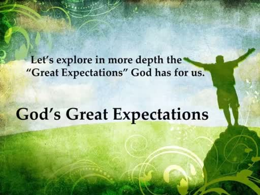 God's Great Expectations
