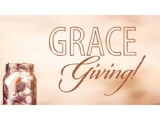 Grace Giving