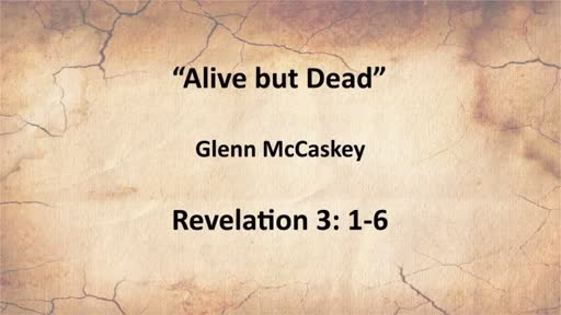 Alive but Dead