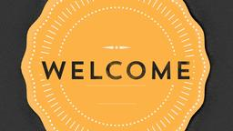 Blessed Assurance welcome 16x9 PowerPoint Photoshop image