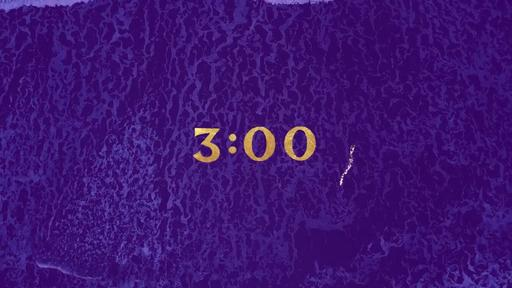 Seas of Glory - Purple Countdown 3 min
