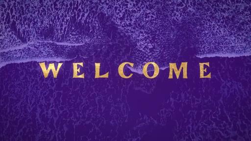Seas of Glory - Purple Welcome