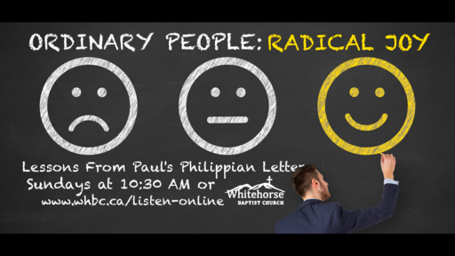 Ordinary People: Radical joy