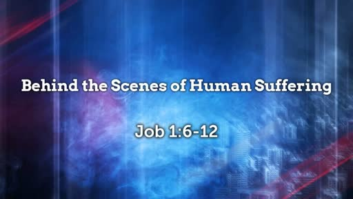 Behind the Scenes of Human Suffering