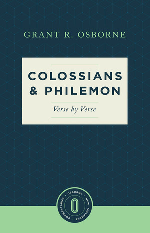 Colossians & Philemon Verse by Verse