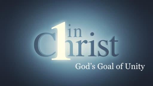 God's Goal of Unity