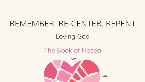 Remember, Re-center, Repent
