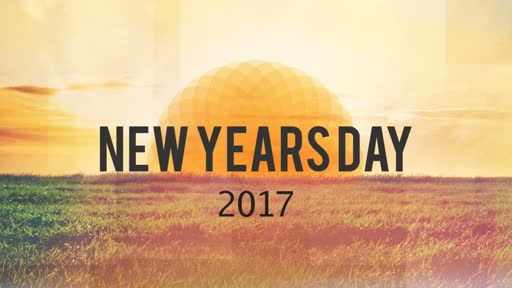 New Years Day 2017 - 1/1/2017