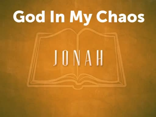 God In My Chaos
