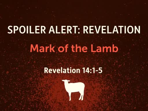 Mark of the Lamb