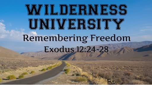 Wilderness University