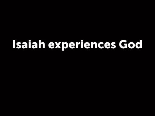 Servant Songs of Isaiah