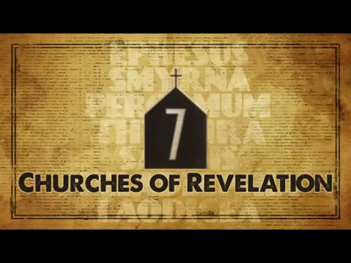 The Churches of Revelation - Pergamum