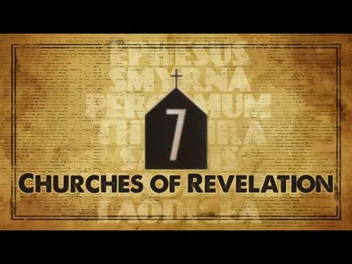 The Seven Churches of Revelation-Thyatira