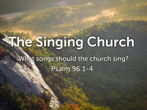 The Singing Church