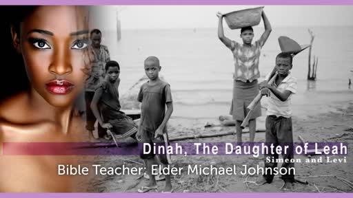 Dinah, The Daughter of Leah