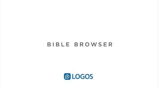 Bible Browser - Explore Connections