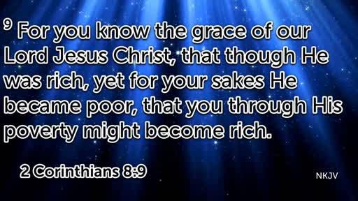 Grace For Prosperity
