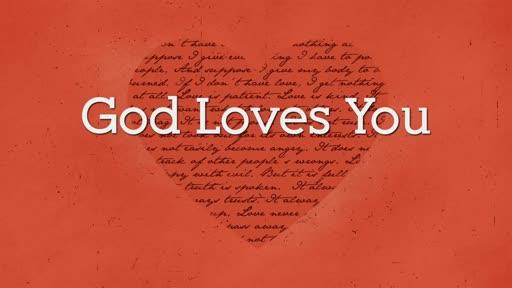 God Love You - 1/29/2017