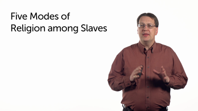 Black Worship in the Time of Slavery