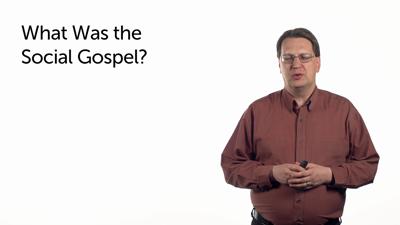 Key Social Gospel Figures