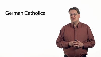 The German Catholic Position on Americanism
