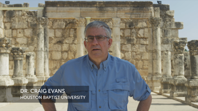 Capernaum: Synagogue and Peter's House