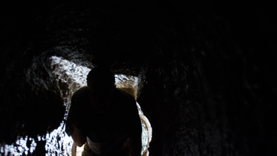Hezekiah's Tunnel and the Pool of Siloam