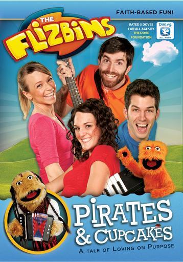 The Flizbins - Pirates & Cupcakes