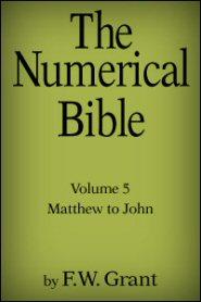 The Numerical Bible Vol. 5: Matthew to John