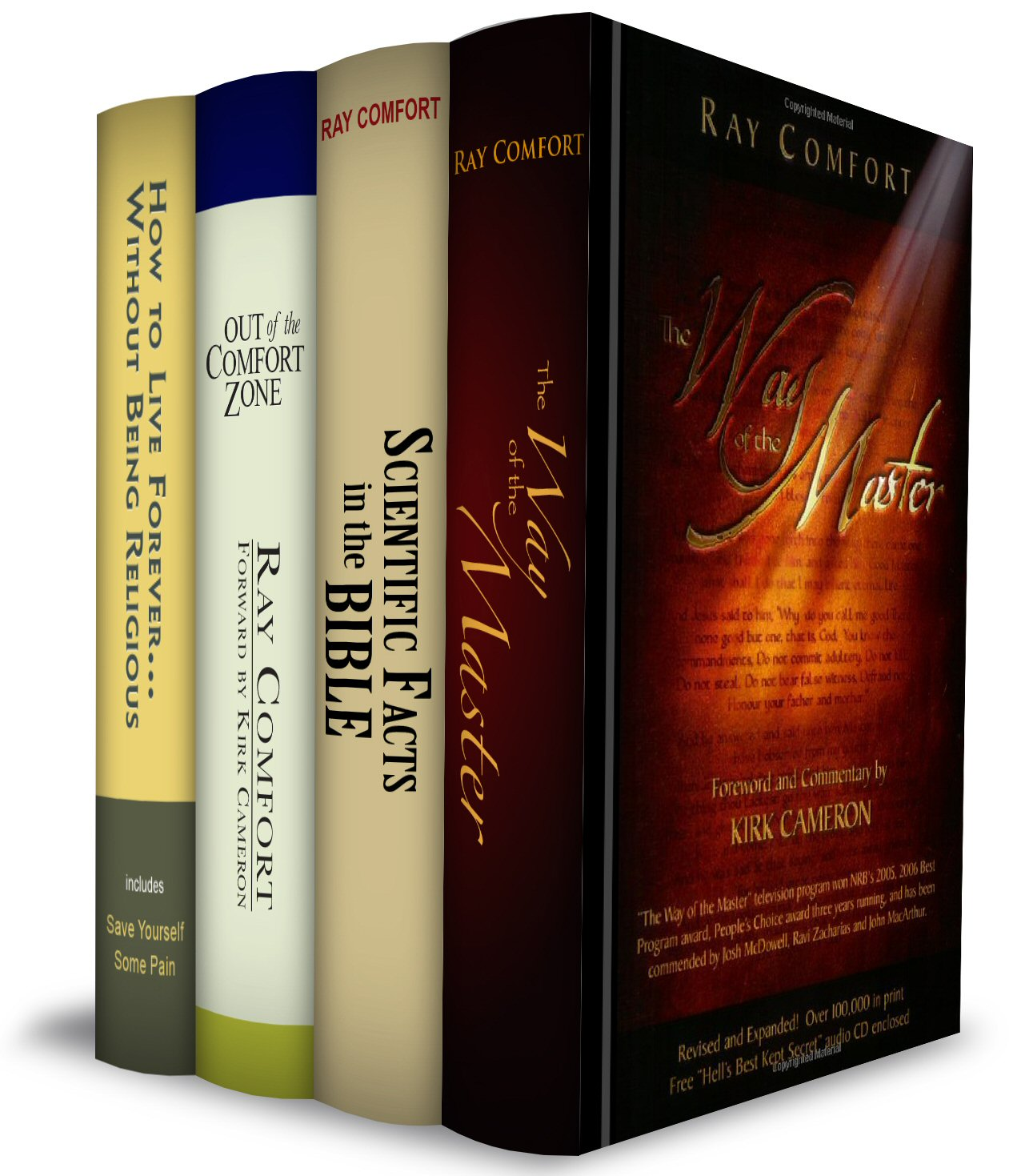 Ray Comfort Collection (4 vols.)