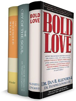 Dan B. Allender Counseling Collection (3 vols.)