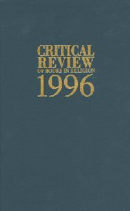 Critical Review of Books in Religion 1996