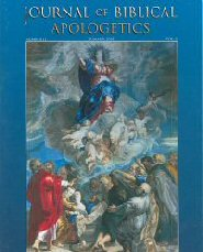 The Journal of Biblical Apologetics, vol. 3 part 1: Modern Roman Catholicism
