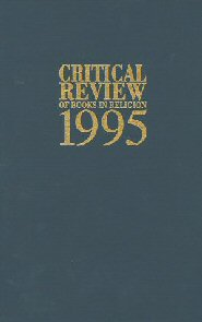Critical Review of Books in Religion 1995