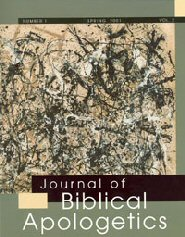 The Journal of Biblical Apologetics, vol. 2: Open View of God