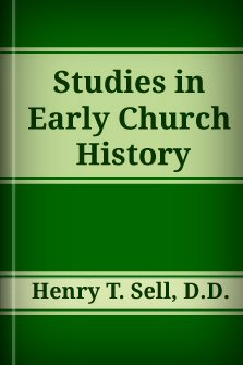 Studies in Early Church History