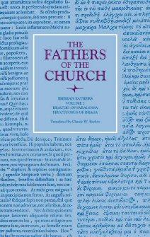 Iberian Fathers, vol. 2