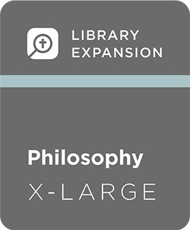 Logos 7 Philosophy Library Expansion, XL