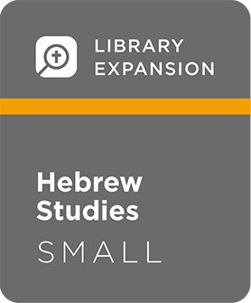 Logos 7 Hebrew Studies Library Expansion, S