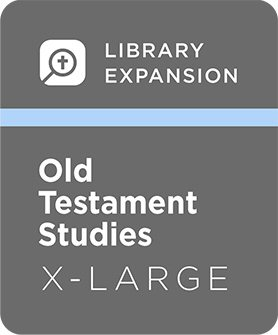 Logos 7 Old Testament Studies Library Expansion, XL