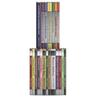 Cursos bíblicos Narrow Way Ministries (20 vols)