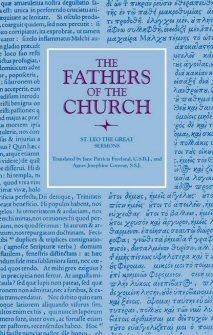 St. Leo the Great: Sermons