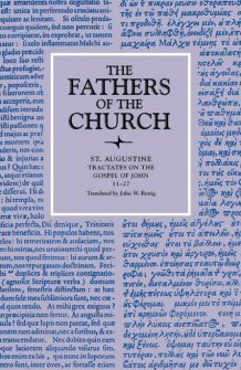 Saint Augustine: Tractates on the Gospel of John 11–27