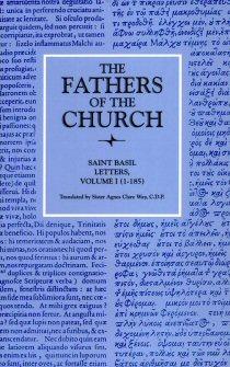 Saint Basil: Letters, vol. 1 (1–185)