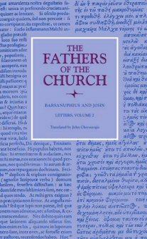 Barsanuphius and John: Letters, vol. 2
