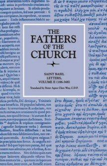 Saint Basil: Letters, vol. 2 (186–368)
