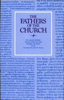 Saint Augustine: Tractates on the Gospel of John 28–54